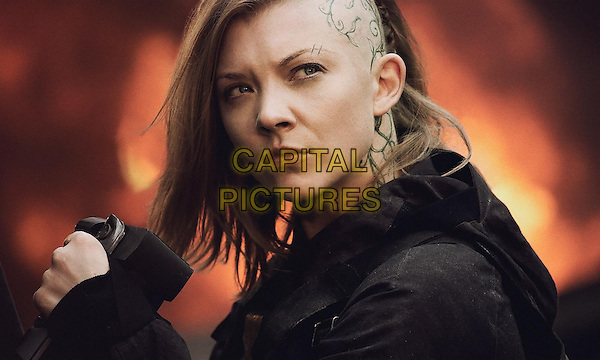 Natalie Dormer<br /> in The Hunger Games: Mockingjay - Part 1 (2014)<br /> *Filmstill - Editorial Use Only*<br /> CAP/NFS<br /> Image supplied by Capital Pictures
