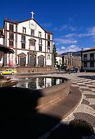 Portugal, Madeira, Kirche Igreja do Colegio in Funchal