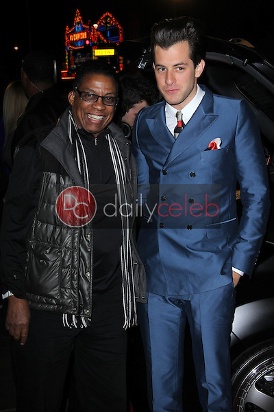 """Herbie Hancock, Mark Ronson<br /> at the """"Re-Generation Music Project"""" World Premiere, Chinese Theater, Hollywood, CA 02-09-12<br /> David Edwards/DailyCeleb.com 818-249-4998"""