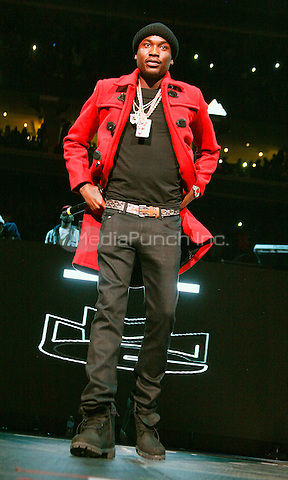 PHILADELPHIA, PA - OCTOBER 23 :  Meek Mill at Powerhouse 2015 at the Wells Fargo Center in Philadelphia, Pa on October 23, 2015 photo credit Star Shooter / MediaPunch