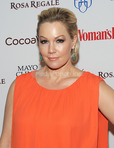 NEW YORK, NEW YORK - February 9:Jennie Garth attends the 13th Annual Red Dress Awards on February 9, 2016 in New York City. Credit: John Palmer/MediaPunch
