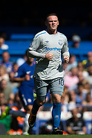Everton's Wayne Rooney in action    <br /> <br /> <br /> Photographer Craig Mercer/CameraSport<br /> <br /> The Premier League - Chelsea v Everton - Sunday 27th August 2017 - Stamford Bridge - London<br /> <br /> World Copyright &copy; 2017 CameraSport. All rights reserved. 43 Linden Ave. Countesthorpe. Leicester. England. LE8 5PG - Tel: +44 (0) 116 277 4147 - admin@camerasport.com - www.camerasport.com