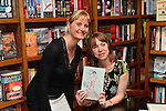 CORAL GABLES, FL - JUNE 17: Author Lisa See signs copies of her book 'China Dolls' at Books and Books on June 17, 2014 in Coral Gables, Florida. (Photo by Johnny Louis/jlnphotography.com)