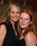 """Helen Hunt and daughter Makena Lei Gordon Carnahan attends the Opening Night performance afterparty for ENCORES! Off-Center production of """"Working - A Musical""""  at New York City Center on June 26, 2019 in New York City."""