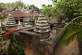 VIETNAM, Hue, the historic Vietnamese architecture of Tu Hieu pagoda and monastery