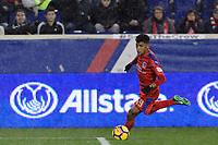 Harrison, NJ - Thursday March 01, 2018: José Pinto. The New York Red Bulls defeated C.D. Olimpia 2-0 (3-1 on aggregate) during a 2018 CONCACAF Champions League Round of 16 match at Red Bull Arena.
