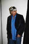 Layon Gray director & writer of the Black Angels Over Tuskegee - The Story of the Tuskegee Airmen in an off Broadway play on March 25, 2010 at St Luke's Theate, NYC which has been extended. (Photos by Sue Coflin/Max Photos)