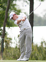 Hunter Mahan wins the 2012 Shell Houston Open at Redstone Golf Club