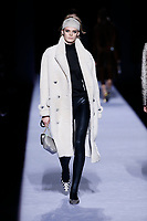 Tom Ford<br /> Cara Taylor<br /> New York Fashion Week <br /> FW18<br /> <br /> New York Fashion Week,  New York, USA in February 2018.<br /> CAP/GOL<br /> &copy;GOL/Capital Pictures