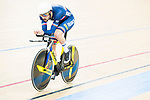 Thomas Denis of the France team competes in the Men's Individual Pursuit - Qualifying as part of the 2017 UCI Track Cycling World Championships on 14 April 2017, in Hong Kong Velodrome, Hong Kong, China. Photo by Marcio Rodrigo Machado / Power Sport Images
