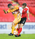 Clyde v Motherwell 24th August 2011