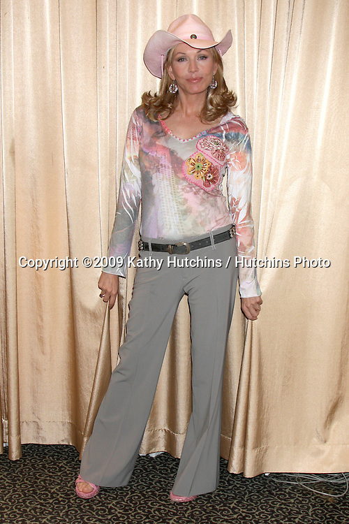 Lesley-Anne Down  at The Bold & The Beautiful Fan Club Luncheon  at the Sheraton Universal Hotel in  Los Angeles, CA on August 29, 2009.©2009 Kathy Hutchins / Hutchins Photo.