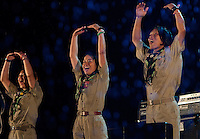 Japan, next World Jamboree. Photo: Patrick Tollgren Lazarov / Scouterna