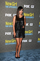 Hannah Simone<br /> at the &quot;New Girl&quot; 100th Episode Party, W Hotel, Westwood, CA 03-02-16<br /> David Edwards/DailyCeleb.Com 818-249-4998