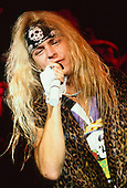 Aug 16, 1990: POISON - Marquee Club London