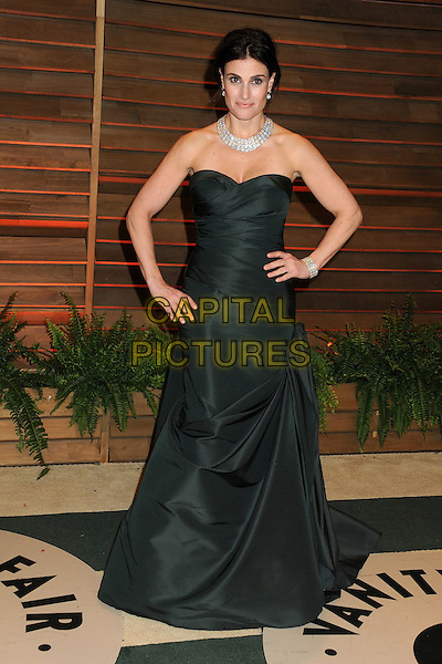 02 March 2014 - West Hollywood, California - Idina Menzel. 2014 Vanity Fair Oscar Party following the 86th Academy Awards held at Sunset Plaza.  <br /> CAP/ADM/BP<br /> &copy;Byron Purvis/AdMedia/Capital Pictures