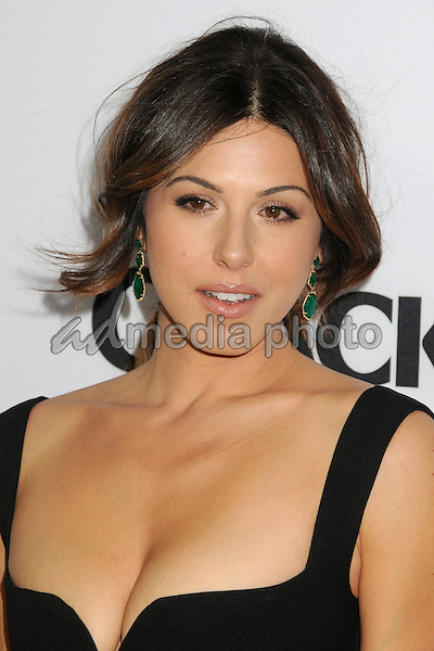 """29 October 2015 - Culver City, California - Cristina Rosato. """"The Art Of More"""" Series Premiere held at Sony Pictures Studios. Photo Credit: Byron Purvis/AdMedia"""