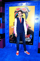 """LOS ANGELES - FEB 2:  Jadon Sand at """"The Lego Movie 2: The Second Part"""" Premiere at the Village Theater on February 2, 2019 in Westwood, CA"""