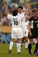 New York Power vs Carolina Courage, June 26, 2002