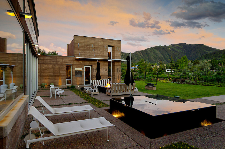 Lord Residence. Aspen, CO.