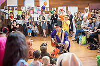Photo from the Boo Bash in the Tiger Cooler, Oct. 30, 2015.<br />