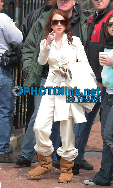 New York City<br /> CelebrityArchaeology.com<br /> 2005 FILE PHOTO<br /> LINDSAY LOHAN<br /> Photo by John Barrett-PHOTOlink.net<br /> -----<br /> CelebrityArchaeology.com, a division of PHOTOlink,<br /> preserving the art and cultural heritage of celebrity <br /> photography from decades past for the historical<br /> benefit of future generations.<br /> ——<br /> Follow us:<br /> www.linkedin.com/in/adamscull<br /> Instagram: CelebrityArchaeology<br /> Twitter: celebarcheology