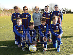 East Meath United U-10 Storm. Photo:Colin Bell/pressphotos.ie