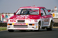 1989 British Touring Car Championship.