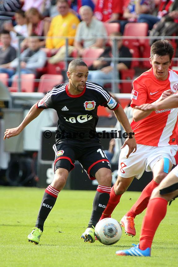 Sidney Sam (Bayer) - 1. FSV Mainz 05 vs. Bayer 04 Leverkusen, Coface Arena, 6. Spieltag
