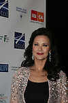 Lynda Carter participates in Defying Inequality: The Broadway Concert - A Celebrity Benefit for Equal Rights  on February 23, 2009 at the Gershwin Theatre, New York, NY. (Photo by Sue Coflin)