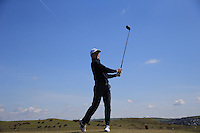Alasdair Plumb during Round Two of the West of England Championship 2016, at Royal North Devon Golf Club, Westward Ho!, Devon  23/04/2016. Picture: Golffile | David Lloyd<br /> <br /> All photos usage must carry mandatory copyright credit (&copy; Golffile | David Lloyd)