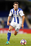 Real Sociedad's Joseba Zaldua during La Liga match. August 21,2016. (ALTERPHOTOS/Acero)