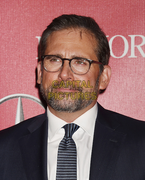 PALM SPRINGS, CA - JANUARY 02: Actor Steve Carell attends the 27th Annual Palm Springs International Film Festival Awards Gala at Palm Springs Convention Center on January 2, 2016 in Palm Springs, California.<br /> CAP/ROT/TM<br /> &copy;TM/ROT/Capital Pictures