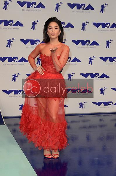 Vanessa Hudgens<br /> at the 2017 MTV Video Music Awards, The Forum, Inglewood, CA 08-27-17<br /> David Edwards/DailyCeleb.com 818-249-4998