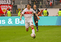 Steven Zuber (VfB Stuttgart) - 31.03.2019: Eintracht Frankfurt vs. VfB Stuttgart, Commerzbank Arena, DISCLAIMER: DFL regulations prohibit any use of photographs as image sequences and/or quasi-video.