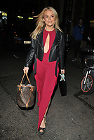 Tallia Storm at the Bardou Foundatioon's International Women's Day Gala, The Hospital Club, Endell Street, London, England, UK, on Thursday 08 March 2018.<br /> CAP/CAN<br /> &copy;CAN/Capital Pictures
