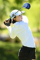 Juliana Hung, New Zealand Amateur Golf Championship, Wairakei Golf Course, Taupo, New Zealand, Wednesday 31 October 2018. Photo: Kerry Marshall/www.bwmedia.co.nz