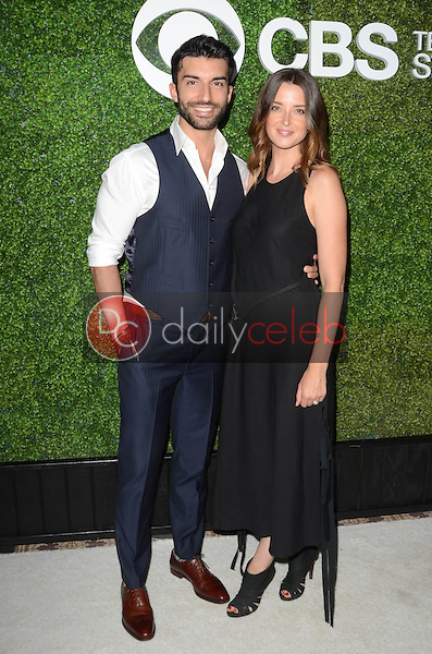 Justin Baldoni, Emily Foxler<br />