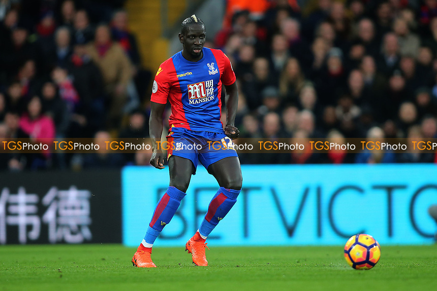 Mamadou Sakho of Crystal Palace during Crystal Palace vs Middlesbrough, Premier League Football at Selhurst Park on 25th February 2017