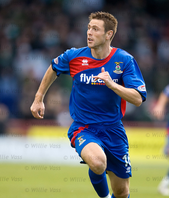 Richard Hastings, Inverness Caledonian Thistle.