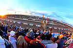 Jan 7, 2017; 5:29:53 PM; QUEEN CREEK, AZ., USA; 11th Annual Keyser Manufacturing Wild West Shootout at Arizona Speedway presented by O'Reilly Auto Parts. Mandatory Credit: (thesportswire.net)