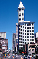 Seattle: Smith Tower, 1914. Gaggin & Gaggin.  Photo '86.