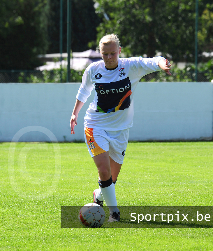 OHL Oud Heverlee Leuven - Evas Tienen: Ella Van Kerkhoven