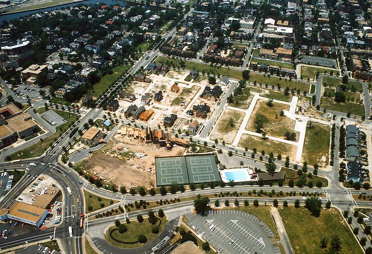 1984 June ..Redevelopment.East Ghent..GHENT SQUARE...NEG#.NRHA#..