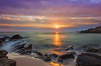 Colorful Laguna Beach Sunset