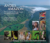 "Andre Baertschi's book ""Where the Andes meet the Amazon"" is available at amazon.com"