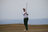 Brandon Stone (RSA) during the Final Round of the ASI Scottish Open 2018, at Gullane, East Lothian, Scotland.  15/07/2018. Picture: David Lloyd | Golffile.<br /> <br /> Images must display mandatory copyright credit - (Copyright: David Lloyd | Golffile).