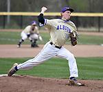 4-25-19, Albion College vs Hope College NCAA baseball