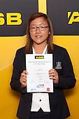 Girls Golf winner Lydia Ko from Pinehurst School. ASB College Sport Young Sportsperson of the Year Awards held at Eden Park, Auckland, on November 24th 2011.