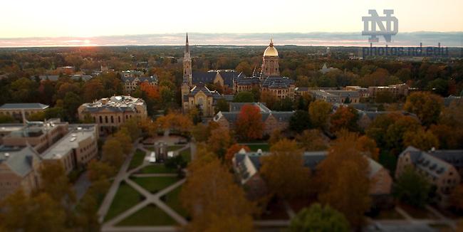 Campus Skyline